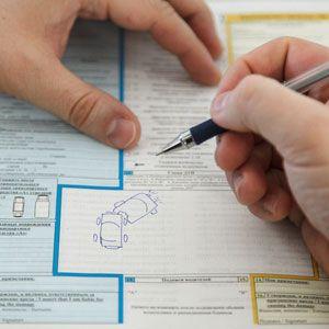 Почти половина ДТП в РФ оформляется по европротоколу