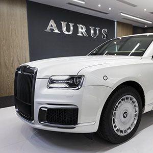 Страховка в полмиллиона. Стоимость каско на Aurus объяснили редкостью деталей